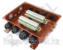 Коробка соединительная КС-40 У2 IP54 пластиковый ввод ЗЭТА