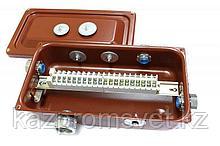 Коробка клеммная ККМА-20 У2 IP54 ЗЭТА для трубной электропроводки