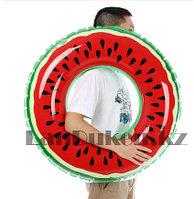 Надувной круг арбуз 80 см