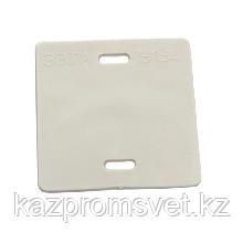 Бирка У134 кабельная маркировочная квадратная