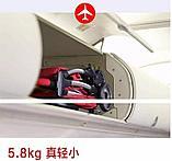 Коляска прогулочная Playkids SU-8 Red, фото 5