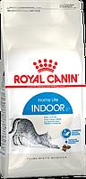Royal Canin Indoor сухой корм для кошек живущих в домашних условиях