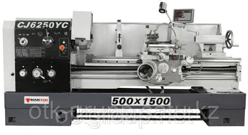 Универсальный токарный станок 500 x 1500, MAKTEK