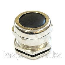 Кабельный ввод  М  42 латунный УТ1,5 IP66/IP67/IP68 (аналог У667,d кабеля 23-34 мм) ЗЭТА