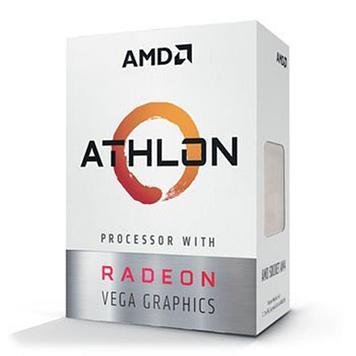 Процессор AMD Athlon 200GE Radeon Vega Graphics BOX
