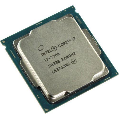 Процессор Intel Core i7 7700