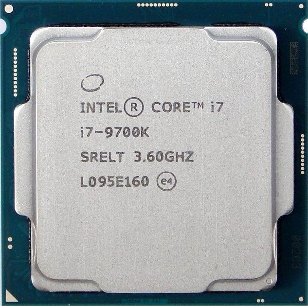 Процессор Intel Core i7 9700K