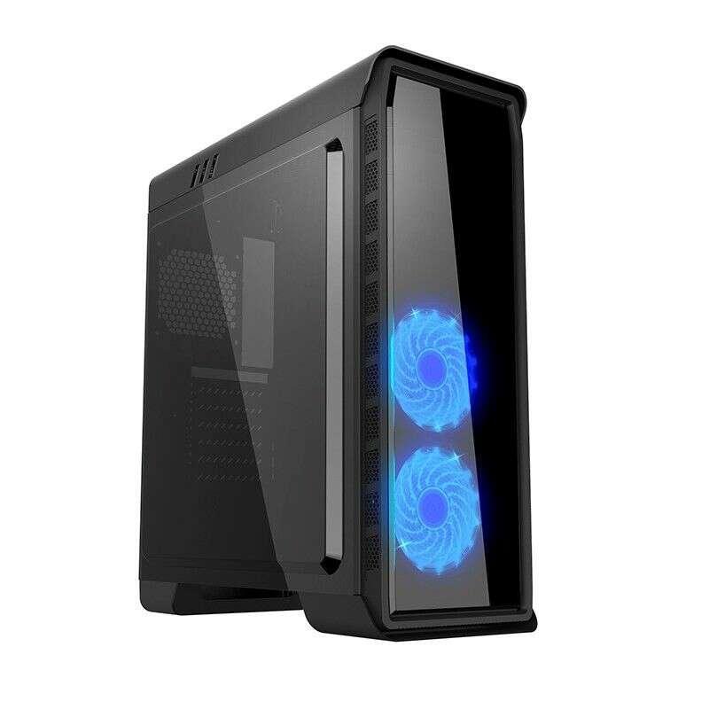 Корпус GameMax Elysium Black G503X