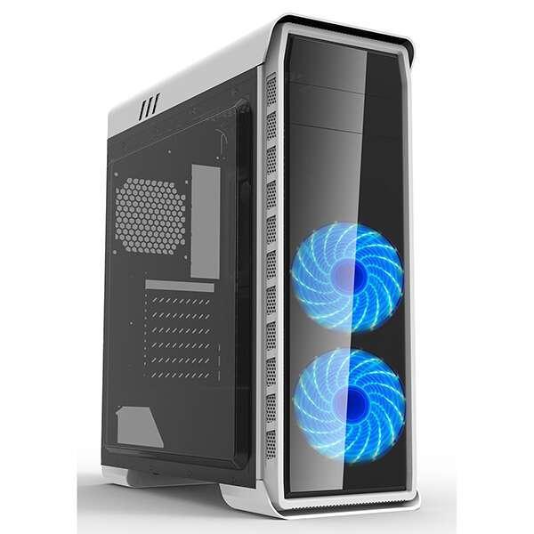 Корпус GameMax Elysium White G503X