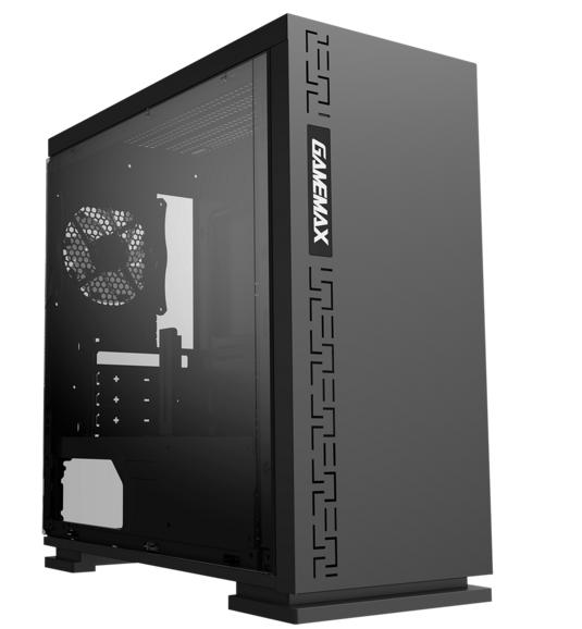 Корпус GameMax EXPEDITION H605-BK(BLK)