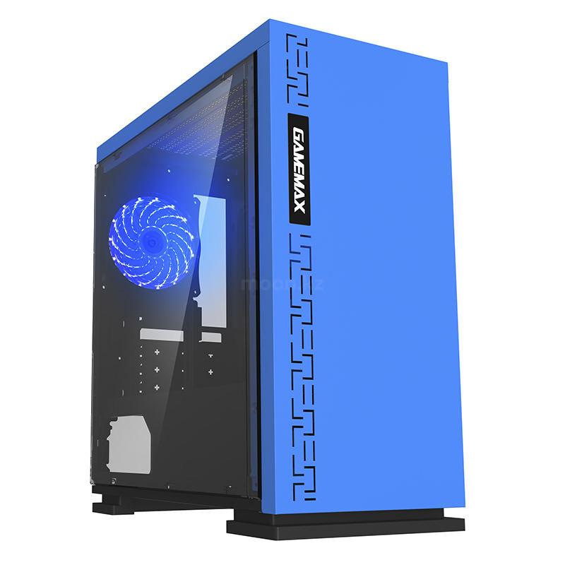 Корпус GameMax  EXPEDITION H605-BLUE