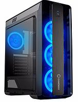 Корпус ПК без БП GameMax MoonLight ATX, 4x120mm, VGA 360mm, CPU 160mm, 0.6mm, 440х470х205mm