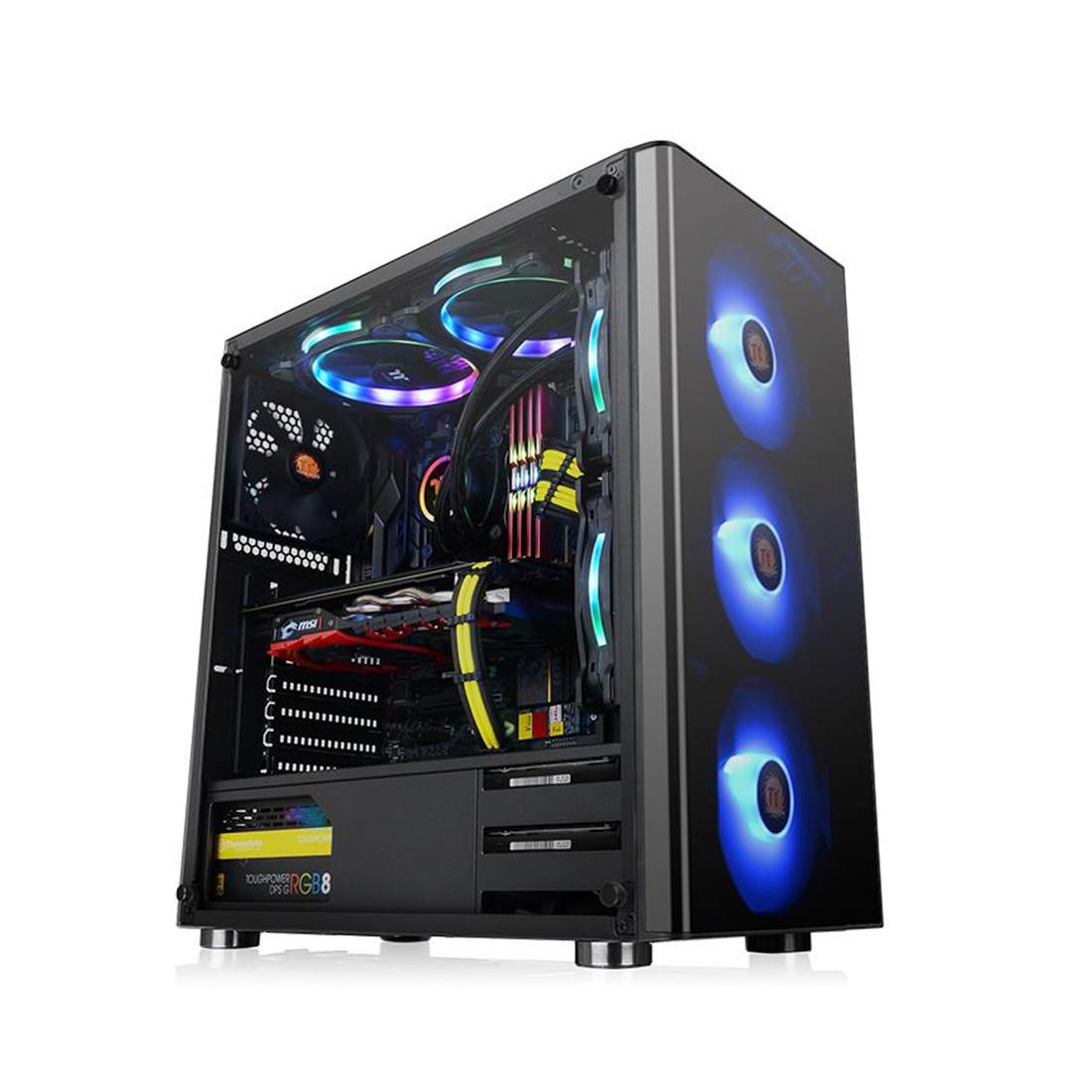 Корпус Thermaltake V200 TG RGB