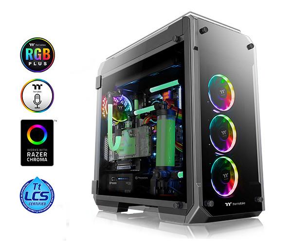 Корпус Thermaltake View 71 TG RGB Plus