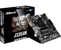 Материнская плата с процессором ASRock J3355M Intel® Dual-Core J3355 до 2, 5ГГц