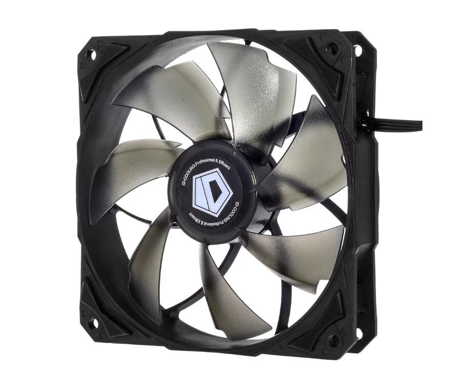 Вентилятор для корпуса ID-Cooling NO-12025-W(SD) Green