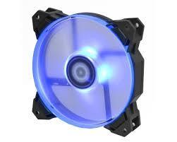Вентилятор для корпуса ID-Cooling SF-12025-B BLUE