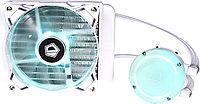 Жидкостная система охлаждения ID-Cooling AURAFLOW 120 SNOW