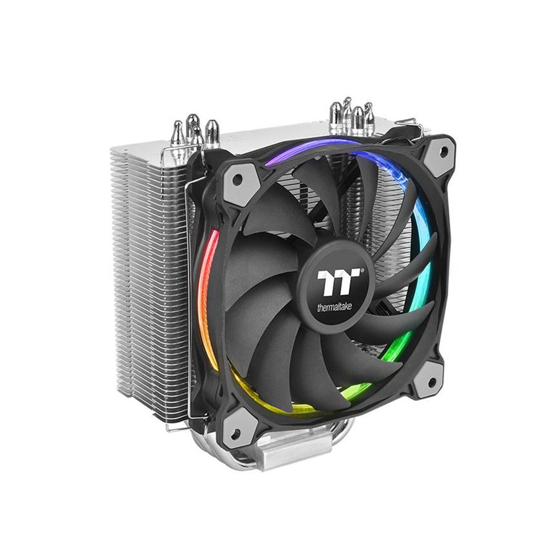 Кулер для процессора Thermaltake Riing Silent 12 RGB Sync
