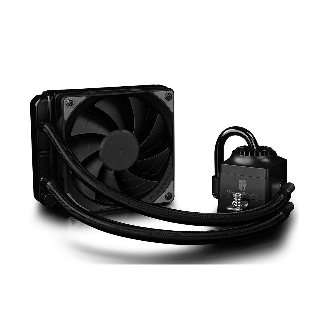 Водяное охлаждение, Deepcool, СAPTAIN 120 EX RGB DP-GS-H12L-CT120RGB