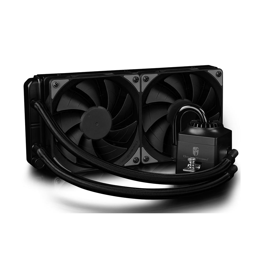 Водяное охлаждение, Deepcool, СAPTAIN 240 EX RGB DP-GS-H12L-CT240RGB