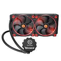 Кулер Thermaltake Water 3.0 Riing Red 280 (CL-W138-PL14RE-A)