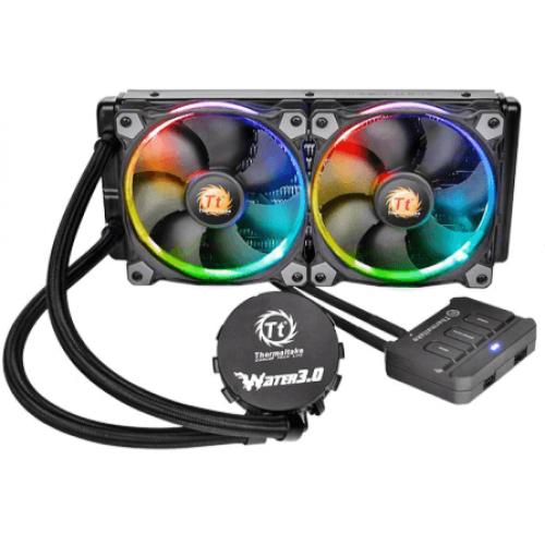 Кулер Thermaltake Water 3.0 Riing RGB 280