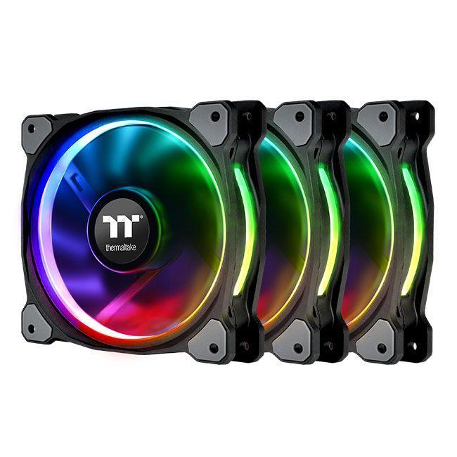 Кулер Thermaltake Riing Plus 12 RGB Radiator Fan TT Premium Edition 3 pack (CL-F053-PL12SW-A)
