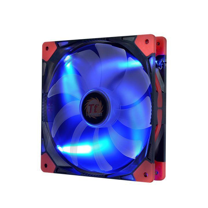 Кулер Thermaltake Luna 14 LED Blue (CL-F021-PL14BU-A)