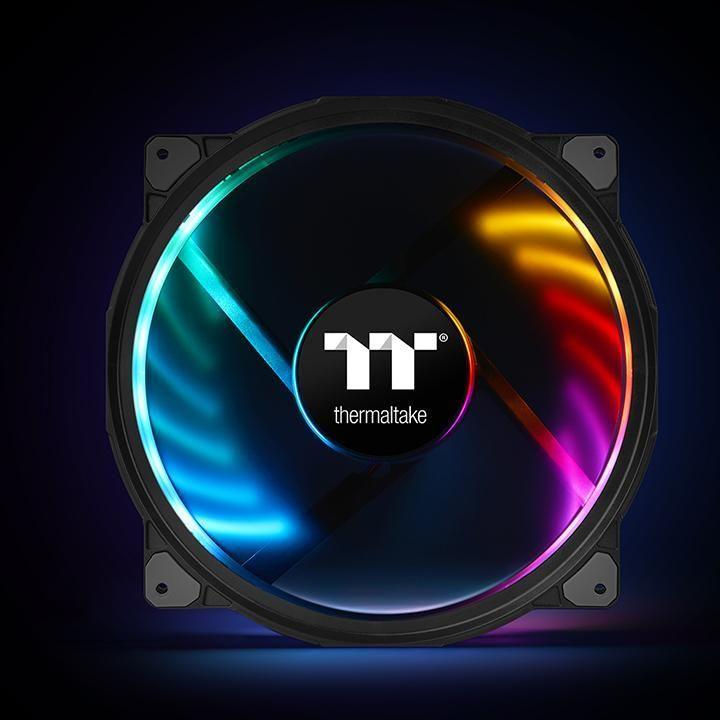 Кулер Thermaltake Riing Plus 20 RGB Case Fan TT Premium Edition (CL-F070-PL20SW-A)
