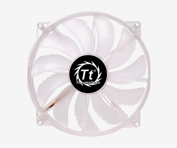 Кулер Thermaltake Pure 20 LED White (CL-F033-PL20WT-A)