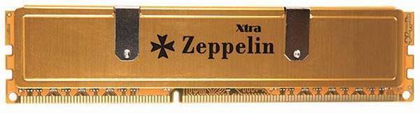 Оперативная память DDR4 (2400 MHz)  8Gb Zeppelin XTRA