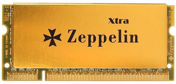 Оперативная память SODIMM DDR3 PC-12800 1600 MHz 8Gb Zeppelin XTRA память для ноутбуков