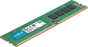 ОПЕРАТИВНАЯ ПАМЯТЬ 16GB DDR4 2400 MHZ CRUCIAL PC4-19200 CL=17 NON-ECC 1.2V CT16G4DFD824A