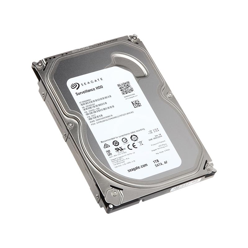 "Жесткий диск для видеонаблюдения 1Tb Seagate SkyHawk SATA3 3.5"" 64Mb ST1000VX005"