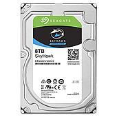 "Жёсткий диск HDD 6 Tb SATA 6Gb/s Seagate SkyHawk 3.5"" 256Mb"