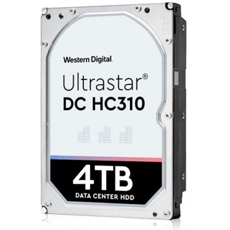 "Жесткий диск HDD 4Tb WD ULTRASTAR DC HС310 256MB 7200RPM SAS 3, 5"" HUS726T4TAL5204 0B36048"