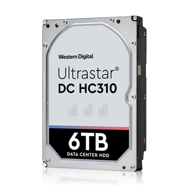 "Жесткий диск HDD 6Tb WD ULTRASTAR DC HC310 SAS 3, 5"" ULTRA 512E SE P3 HUS726T6TAL5204 0B36047"