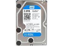Жесткий диск HDD 2Tb Western Digital Blue 64Mb 5400rpm