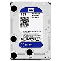 Жесткий диск HDD 3Tb Western Digital Blue 64Mb 5400rpm