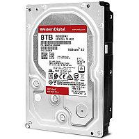 "Жесткий диск HDD 8 Tb SATA 6Gb/s Western Digital Red 3.5"" 5400rpm 256MB"