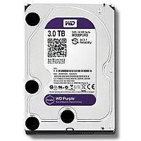 "Жесткий диск HDD 3Tb Western Digital Purple SATA 6Gb/s 64Mb 3, 5"""