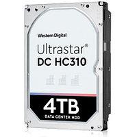 """Жёсткий диск HDD 4 Tb SATA 6Gb/s Western Digital Ultrastar  HUS726T4TALA6L4  3.5"""" 7200rpm 256Mb"""
