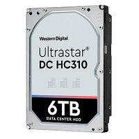 "Жёсткий диск HDD 6 Tb SATA 6Gb/s Western Digital Ultrastar 3.5"" 7200rpm 256Mb"