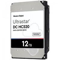 """Жёсткий диск HDD 12 Tb SATA 6Gb/s WD Ultrastar 256MB 7200RPM SATA3 3, 5"""""""