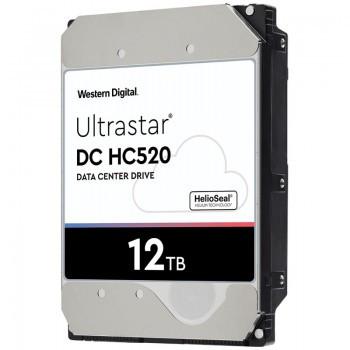 "Жесткий диск повышенной надежности HDD 12Tb WD ULTRASTAR 256MB 7200RPM SATA3 3, 5"" HUH721212ALE604 0F30146"