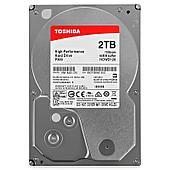 "Жесткий диск HDD 2Tb TOSHIBA P300 SATA 6Gb/s 7200rpm 64Mb 3.5"""