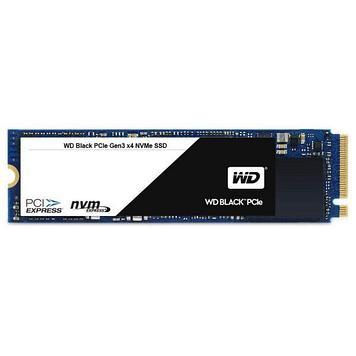 Твердотельный накопитель 500GB SSD WD BLACK NVMe M.2 PCI-Express
