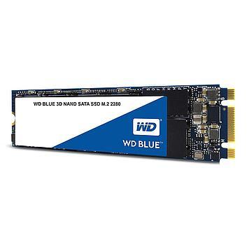 Твердотельный накопитель 500GB SSD WD Серия BLUE 3D NAND M.2