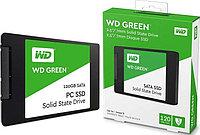 Твердотельный накопитель 120GB SSD WD WDS120G2G0A Серия GREEN